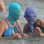 Нова странна тенденция: Не, те не са готови за кражба, а за плаж!