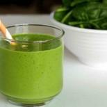 Зелена напитка с която ще се отървете от неприятната миризма