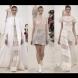Красива бяла колекция висша мода от Валентино