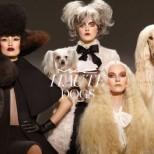 Колекция грим Haute Dogs есен/зима 2015 на MAC Cosmetics