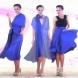 27 начина да носите рокля, която се връзва през врата (Видео)