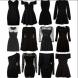 Вечната класика – малката черна рокля (Снимки)
