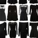 Вечната класика - малка черна рокля