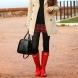 10 идеи как да носите гумени ботуши по елегантен начин