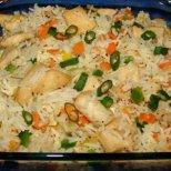 Вкусно пиле с ориз рецепти