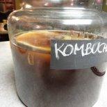 Китайската гъба Комбуча помага за отслабване и се бори срещу целулита
