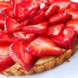 Лесен ягодов тарт с Рикота