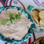 Пастет от крема сирене с риба тон