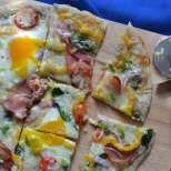 Пица-закуска
