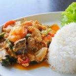 С какви храни е подходящ да се сервира оризът