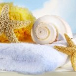 Погрижете се за тялото в банята с натурални средства