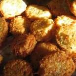 Оризови крокети с лук