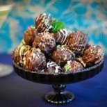 Шоколадови трюфели Мохито и Маргарита