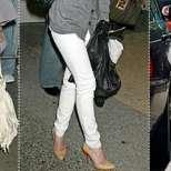 Белите джинси тази пролет