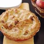 Точен ябълков пай