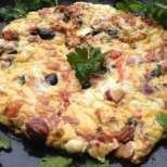 Яйчена пица
