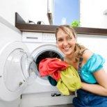 Как да перем правилно различни материи