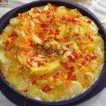 Лесна картофена запеканка рецепти