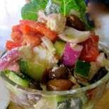 Класическа гръцка салата