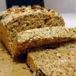 Домашен грахамов хляб