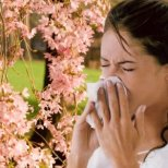 Как да се справим със сенната хрема