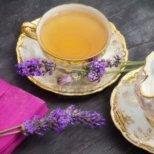 Диета за отслабване с чай и мляко