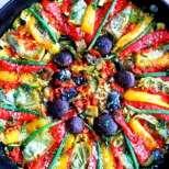 Зеленчукова паея по италиански