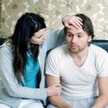 Как  да помогнете на половинката си да се избави от стреса