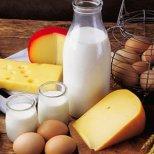 Вредни ли са млечните продукти за теглото ни