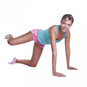 Упражнения за крака с каланетика