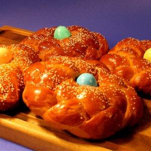Основни правила за приготвяне на козунак-обреден хляб