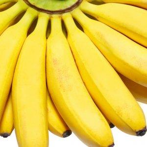 Бананите - източник на много витамини и минерали