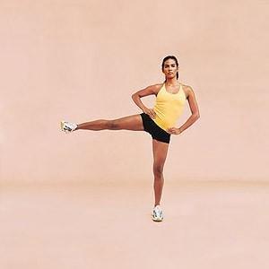 Упражнения за хубави бедра