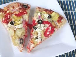 Гръцка пица с домашно тесто