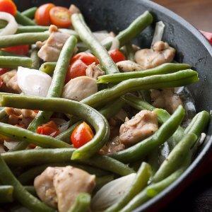 90 дневна диета рецепти-Бобов ден