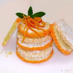 Как да си направим вкусни лимонови резенки и портокалови резенки