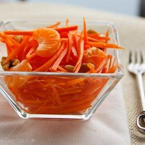 Експресна диета за прочистване с моркови