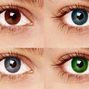 Характерът на човек, според цвета на очите му