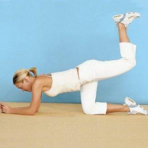 Упражнения според формата на дупето
