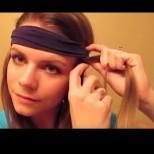 Как да си направите букли без да горите косата си с преса и маша? Уникално лесен начин за страхотна прическа (Видео)