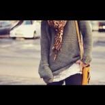 Мода есен 2015: Вижте какво пуловери ще носим тази есен и зима