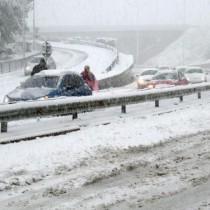 Синоптик обяви кога идва лютата зима: Снегът пада на...