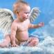 Когато едно бебе се готвело да се появи на бял свят при родителите си на Земята, Господ му казал: