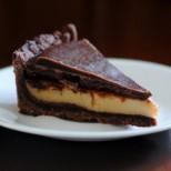Шоколадово удоволствие отвън и отвътре. Уникално вкусна торта