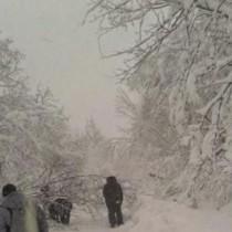 Синоптици от БАН: Зимата ни връхлита с пълна сила! Утре сняг в половин България, обявен е жълт код!