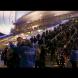 Зловещо: Моментът, когато се взриви бомбата в близост до парижкия стадион (Видео)