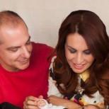 """Вижте как празнува Меги Димчева от """"Търси се""""-Първи снимки на прекрасното бебче!"""