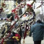 Християните празнуват Васильовден - който го сурвакат до 17 ч. ще бъде.....