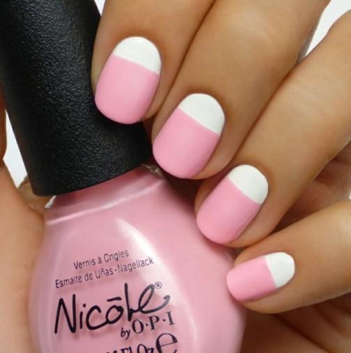 Маникюр за жени с къси нокти