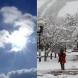 Последна и най-точна прогноза!-Посрещаме Нова година при -12, а сняг ни затрупва съвсем скоро!